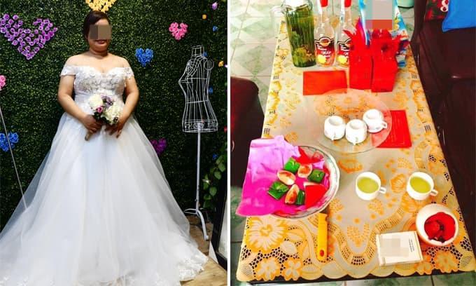 Cưới chạy bầu, nhà trai 'méo mặt' vì nhà gái thách tiền cưới bằng số cân nặng của cô dâu