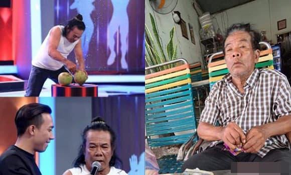 Từ võ sư lừng lẫy màn ảnh, diễn viên Quốc Cường trở thành kẻ lang thang, có khi ngủ ngay ống cống ở công trường