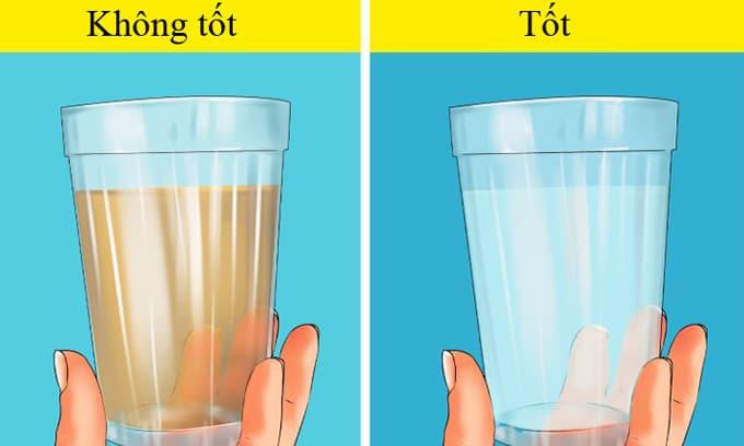 5 cách đơn giản giúp kiểm tra chất lượng nước uống của bạn