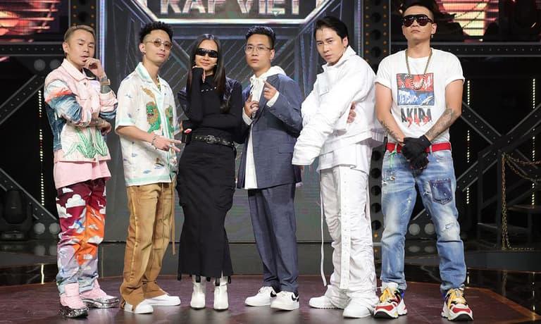 Rap Việt - Từ những kẻ đứng trong bóng tối chật vật tìm chỗ đứng đến ngày thống lĩnh Vpop, bí quyết gì?