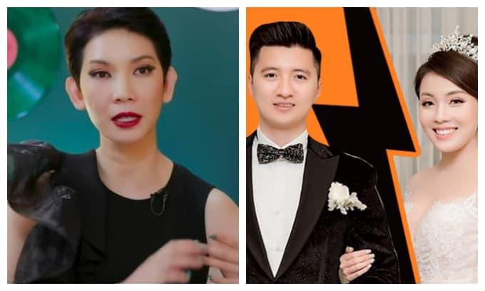 Sau chia sẻ trên talkshow riêng, Xuân Lan tố bị team Trọng Hưng công kích từ Fanpage đến Youtube