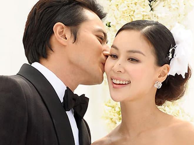 Vợ Jang Dong Gun khiến dân mạng xôn xao vì vẻ đẹp tươi trẻ ở tuổi 49 1