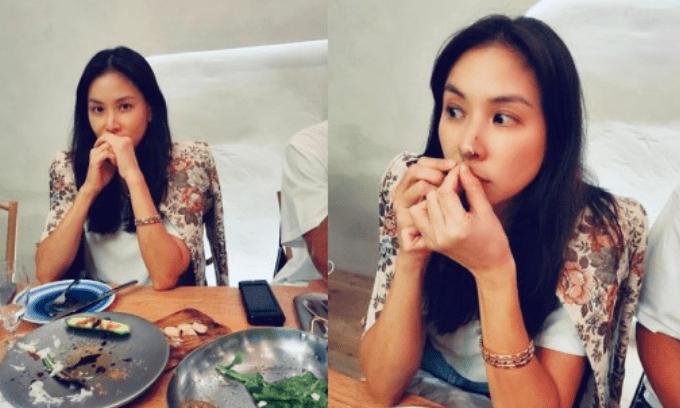 Vợ của tài tử Jang Dong Gun khiến dân mạng xứ Hàn tấm tắc vì vẻ ngoài tươi trẻ ở tuổi 49