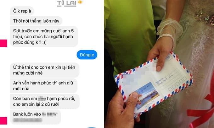 Hậu ly hôn, anh chàng nhận được vô số tin nhắn từ bạn thân của vợ cũ: Tưởng hỏi thăm, ai dè đòi tiền mừng cưới