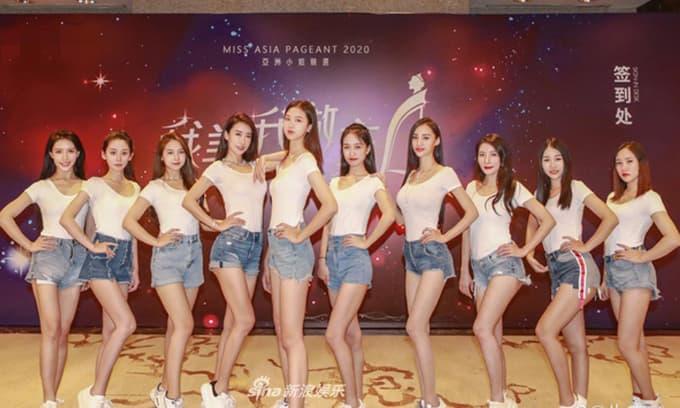 Lộ diện top 10 Hoa hậu châu Á 2020: Một số thí sinh bị chê kém sắc, già trước tuổi