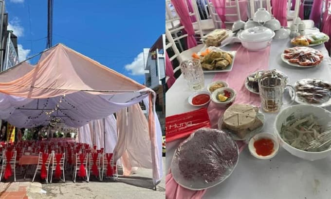 Nhà hàng ở Điện Biên kêu gọi giải cứu sau khi bị bùng 150 mâm cỗ
