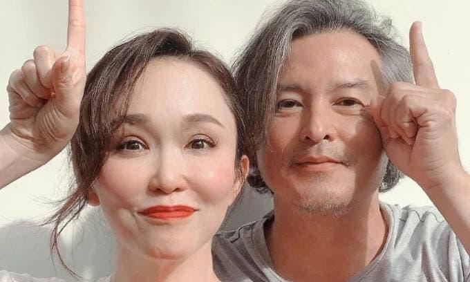 Vợ chồng bằng tuổi vậy mà 'Cô Cô' Phạm Văn Phương trẻ đẹp còn 'Dương Quá' Lý Minh Thuận già nua như ông lão