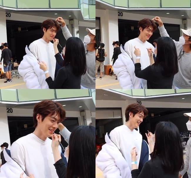 Kim Woo Bin xuất hiện rạng rỡ sau khi chiến thắng ung thư ai cũng mừng cho Shin Min Ah 6