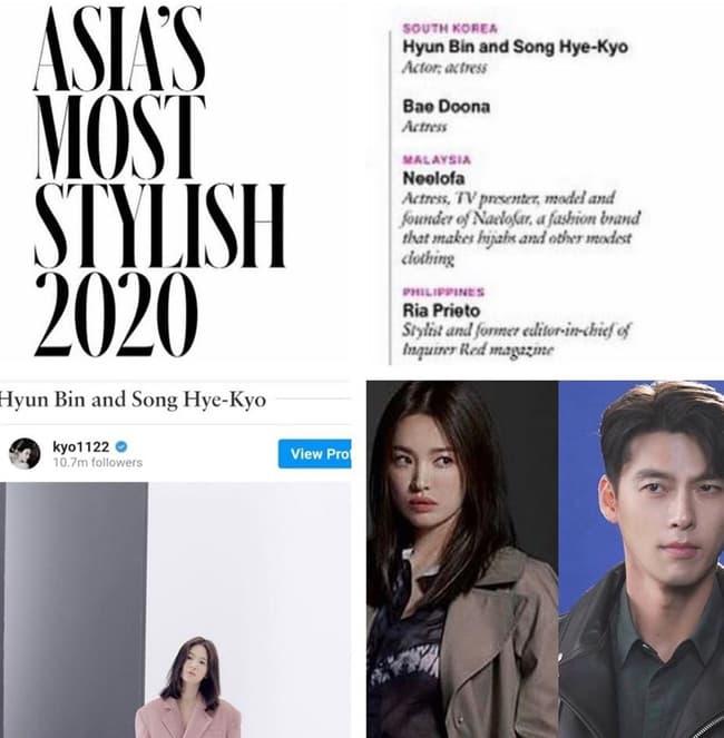 Phủ nhận chuyện tái hợp nhưng Hyun Bin lại cùng Song Hye Kyo nhận về điều này 3