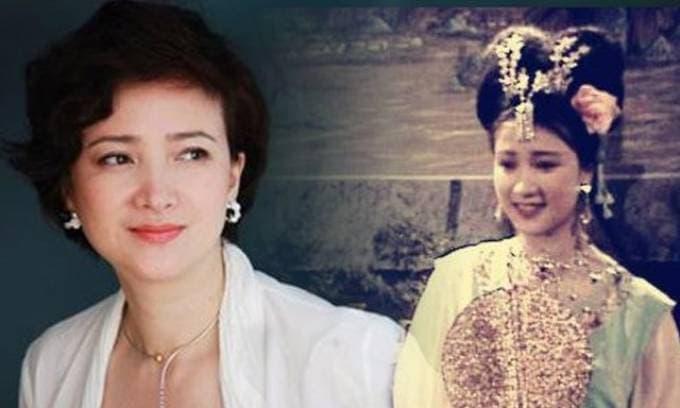 Vẻ đẹp không tuổi của mỹ nhân duy nhất từng đóng trong cả 'tứ đại danh tác' Trung Quốc!