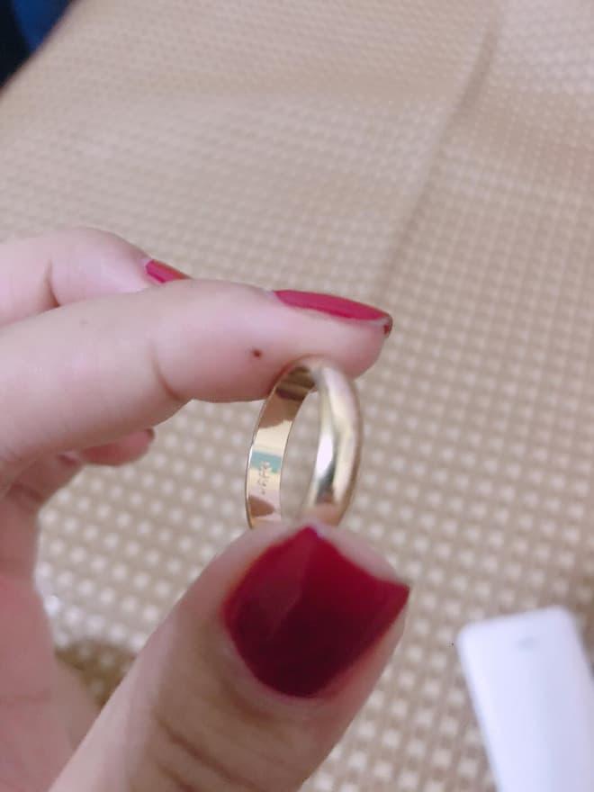 quà cưới là vàng giả 0