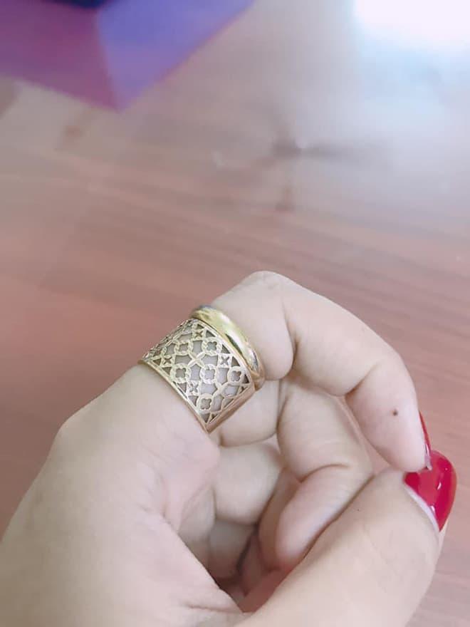 quà cưới là vàng giả 1