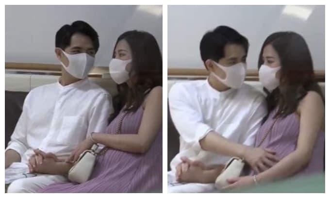Bị chụp lén khi đi khám thai cùng chồng, vóc dáng thật của Đông Nhi trông thế nào?
