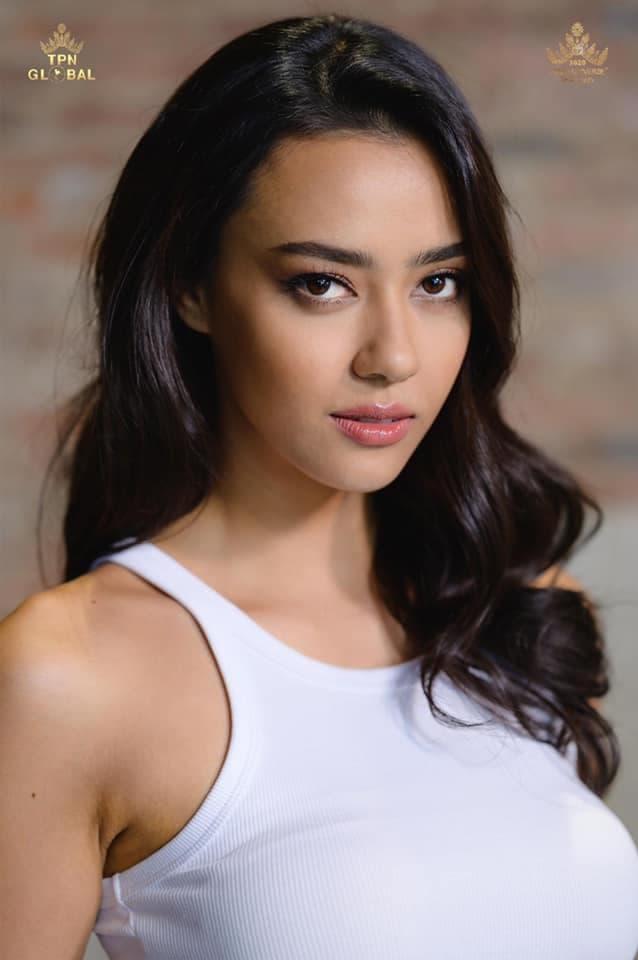 Hoa hậu Hoàn vũ Thái Lan 2020 1