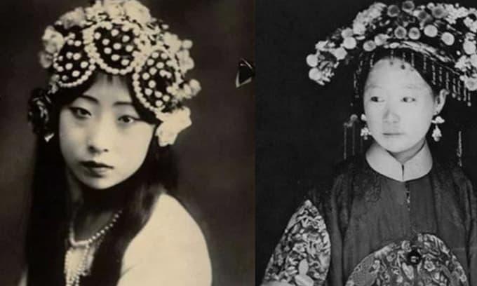 Nhan sắc thực của các tân nương dưới triều đại nhà Thanh có đẹp đẽ, hoa lệ như trong phim?