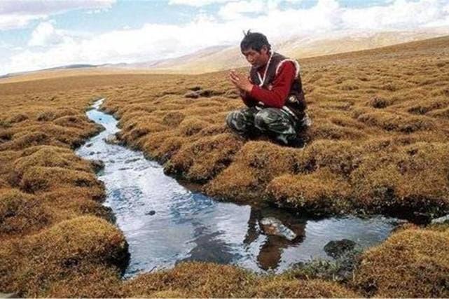 Nguồn của sông Hoàng Hà cuối cùng đã được tìm thấy, nó chỉ có kích thước bằng cái bát, vậy tại sao không thể đến gần đó?