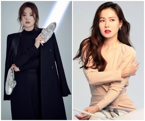Song Hye Kyo khoe chân nuột nà, đẹp ma mị khiến 'vạn người mê' nhưng lại bị so sánh với Son Ye Jin, nhìn thế này thì ai nghĩ hơn tuổi? 5