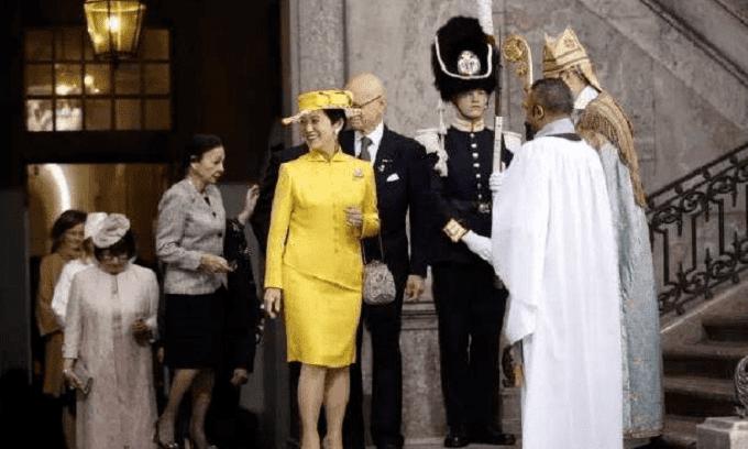 Thời trang của Công chúa Nhật Bản như thế nào? Chỉ cần nhìn vào người phụ nữ 67 tuổi này bạn sẽ biết thế nào là sang trọng
