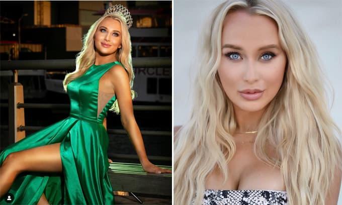 Tân Hoa hậu Thế giới Mỹ 2020 bị chê về kém sắc, vòng hai không săn chắc