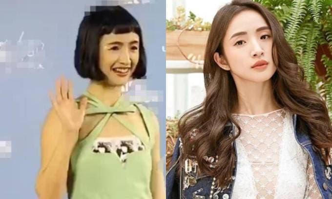 'Công chúa phim thần tượng' Lâm Y Thần mặt cứng đơ, già chát khi hóa búp bê công nghệ