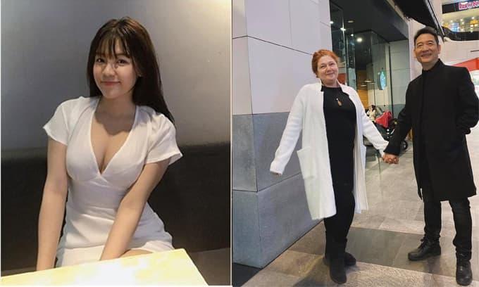 Bạn gái Lâm Tây có hành động đặc biệt dành cho mẹ chồng tương lai