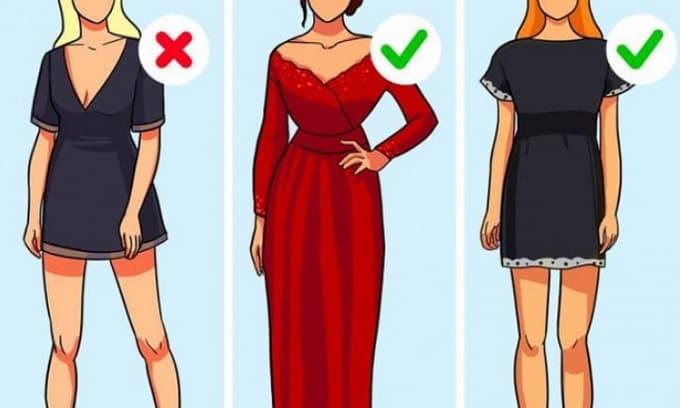 14 quy tắc thời trang bạn nên học một lần, có thể áp dụng mãi mãi
