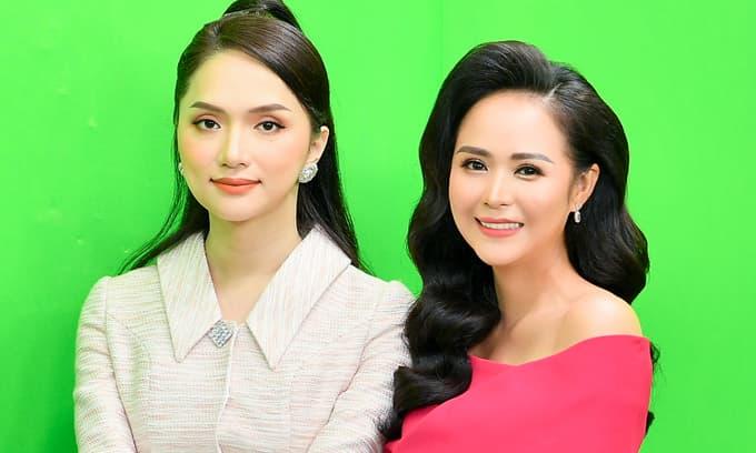 Bùi Thanh Hương cùng Hoa hậu Ngọc Hân, Hương Giang 'chặt chém' trong talkshow về vẻ đẹp hoàn mỹ