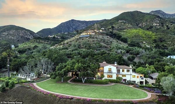 Orlando Bloom và Katy Perry tậu biệt thự mới gần 330 tỷ đồng, trở thành hàng xóm nhà Meghan Markle 0