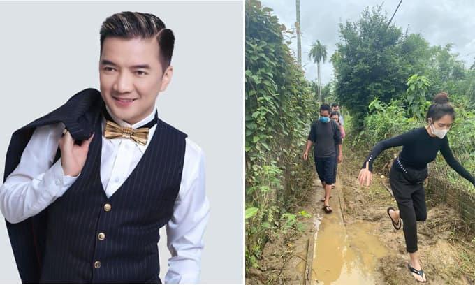 Sao Việt 21/10: Mr. Đàm bức xúc những kẻ soi mói nghệ sĩ đi từ thiện; Vợ chồng Lý Hải căng thẳng khi vừa cứu trợ vừa giải thích cho cộng đồng mạng