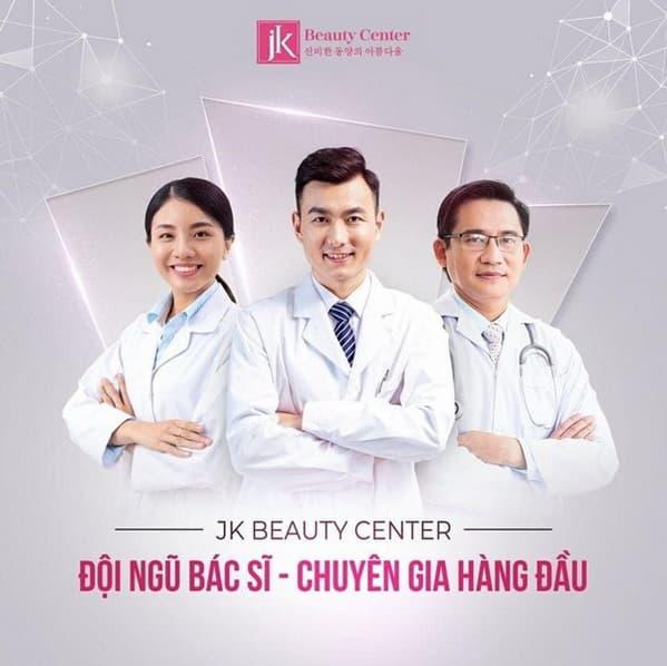 JK Beauty Center, Detox thải độc trắng da