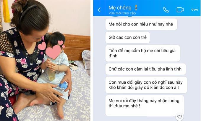 giai-tri/het-giu-luong-con-trai-me-chong-doi-giu-luon-tien-con-dau-voi-ly-do-con-mua-doi-giay-sau-nay-kho-khan-giay-co-an-duoc-khong-59117.html