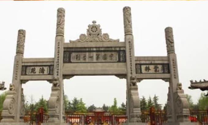 Thiếu Lâm Tự được mệnh danh là 'Ngôi chùa số 1', nhưng ngôi chùa này mới là ngôi chùa đầu tiên ở Trung Quốc