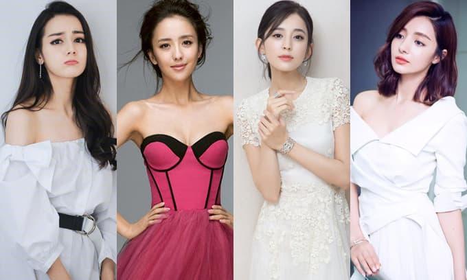 Bốn mỹ nhân Tân Cương chiếm lĩnh một nửa 'hoa khôi' của làng giải trí, một trong số đó đẹp hơn cả ba người còn lại