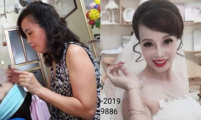 'Cô dâu 62 tuổi' Thu Sao đăng ảnh 6 năm trước và hiện tại, chứng minh nhan sắc lão hóa ngược nhưng bị 'bóc mẽ'