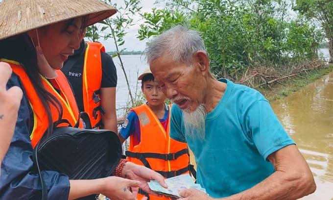 Được đề nghị nên thuê người ghi chép chi tiêu cho quỹ từ thiện, Thuỷ Tiên lên tiếng