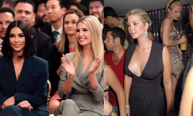 Tình bạn đặc biệt giữa Kim Kardashian, Paris Hilton với ái nữ của Tổng thống Trump