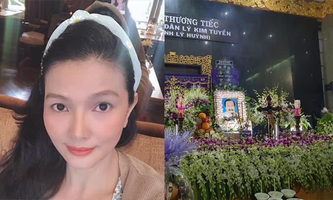 Bị 'cà khịa' diễn sâu khi đi đám tang NSND Lý Huỳnh, diễn viên Kiều Trinh lên tiếng
