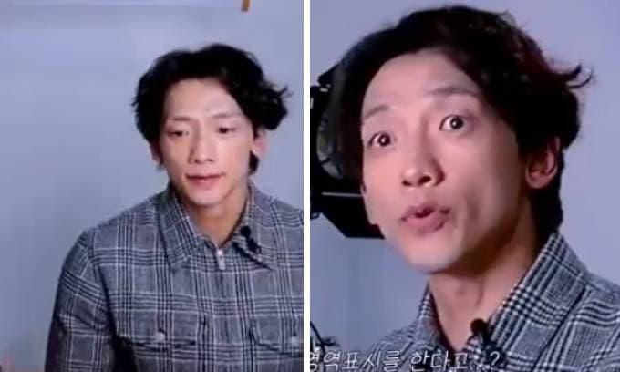 'Hú hồn' với gương mặt mộc vừa gầy vừa bơ phờ của ông xã Kim Tae Hee