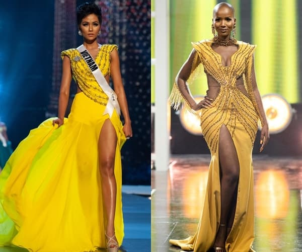 Hoa hậu Nam Phi 2020 0