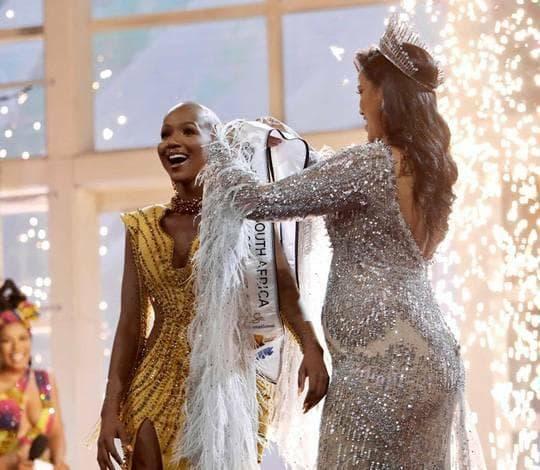 Hoa hậu Nam Phi 2020 4