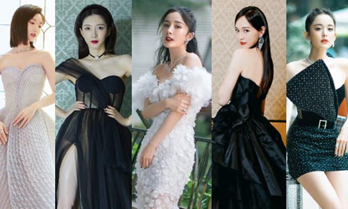 Dàn mỹ nhân đình đám Cbiz hội tụ: Dương Mịch, Đường Yên tỏa sáng chiếm trọn spotlight, vượt mặt nhiều đàn em trẻ tuổi
