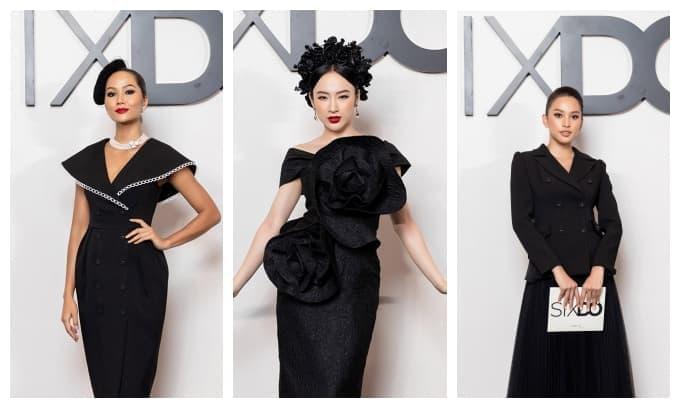 Dàn mỹ nhân hạng A cùng loạt Hoa hậu, Á hậu hội tụ tại thảm đỏ show NTK Đỗ Mạnh Cường