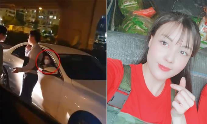 Phản ứng cực phũ của Âu Hà My khi bị tag tên vào 'phốt' của chồng cũ Trọng Hưng nghi chở gái lạ trên xe