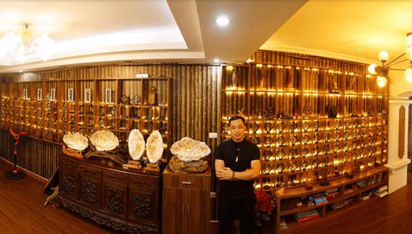 Lâm Mộc Bảo, Vật phẩm phong thủy, trang sức phong thủy