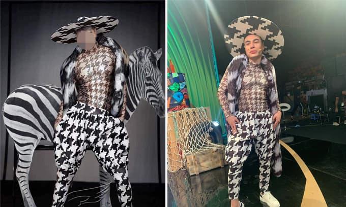 Lê Dương Bảo Lâm mua quần áo qua mạng và cái kết cực đắng