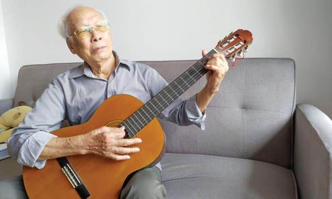 Tác giả 'Bài ca hy vọng' - nhạc sĩ Văn Ký qua đời
