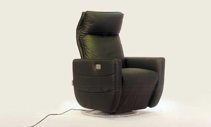 Ghế sofa đơn bọc da và top 3+ mẫu sofa đơn đẹp nhất hiện nay