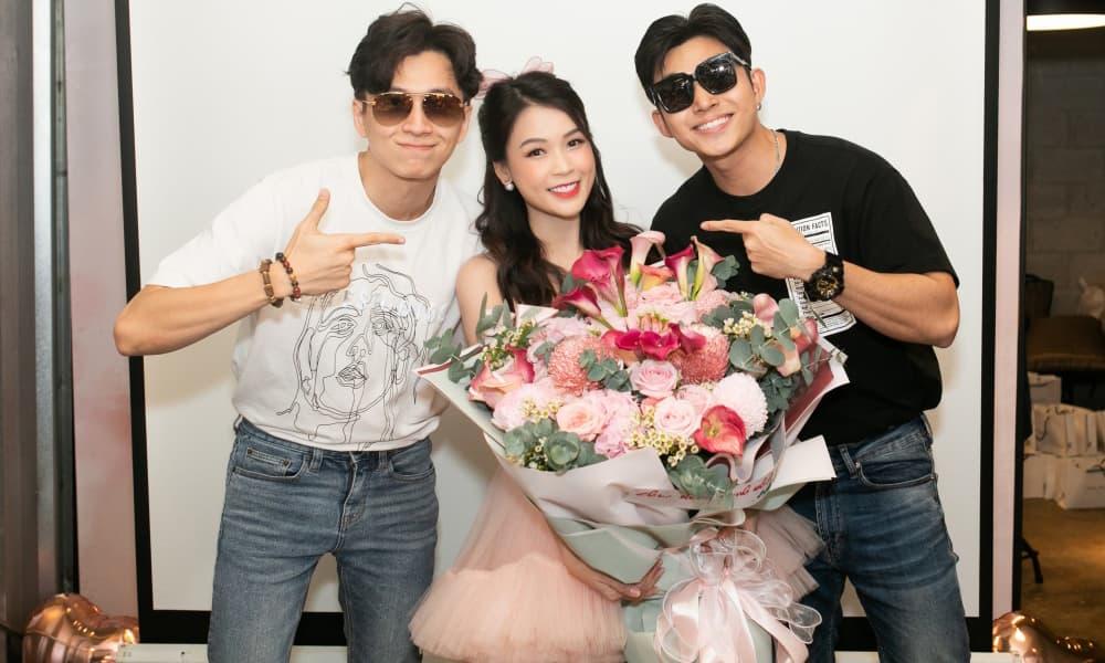 Sam được fan tổ chức sinh nhật bất ngờ, cả Jun Phạm - Ngô Kiến Huy cũng xuất hiện