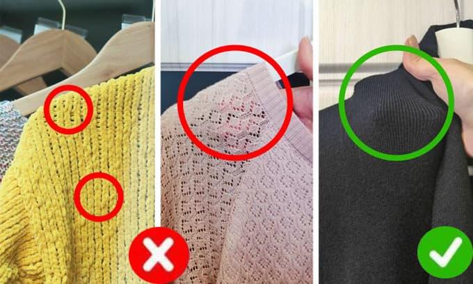 9 thủ thuật có thể giúp bạn tiết kiệm được hàng chục triệu khi lựa chọn quần áo, phụ kiện