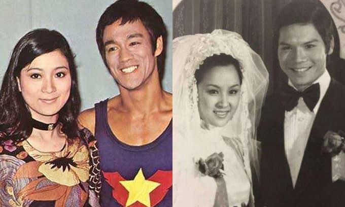 Lý Tiểu Long chết trên giường của cô, để thoát khỏi sự chửi bới của người hâm mộ, cô kết hôn với ông trùm xã hội đen khét tiếng Hong Kong